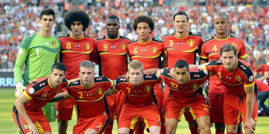 Euro 2016: les Belges démarreront en Israël