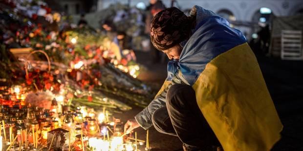 Edito: ferveur révolutionnaire en Ukraine - La Libre