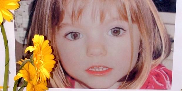 Maddie: la police britannique a reçu un dossier secret - La Libre