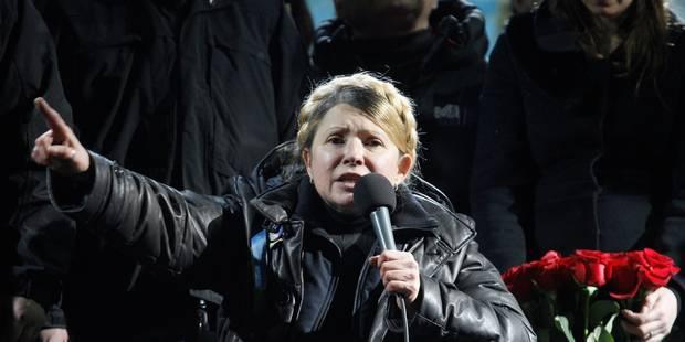 Ukraine: Ioulia Timochenko soignée en Allemagne - La Libre
