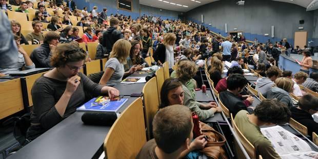 Les chiffres de l'échec universitaire sont-ils faussés? - La Libre