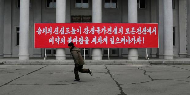 Vent de réunification en Corée - La Libre