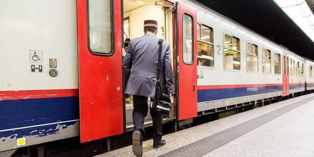 Les trains plus ponctuels grâce à la météo clémente - La Libre