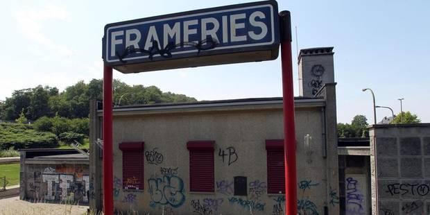 Frameries: La SNCB dans tous les débats - La Libre