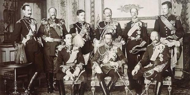 Albert Ier/Guillaume II, monarques ennemis de 14-18 - La Libre