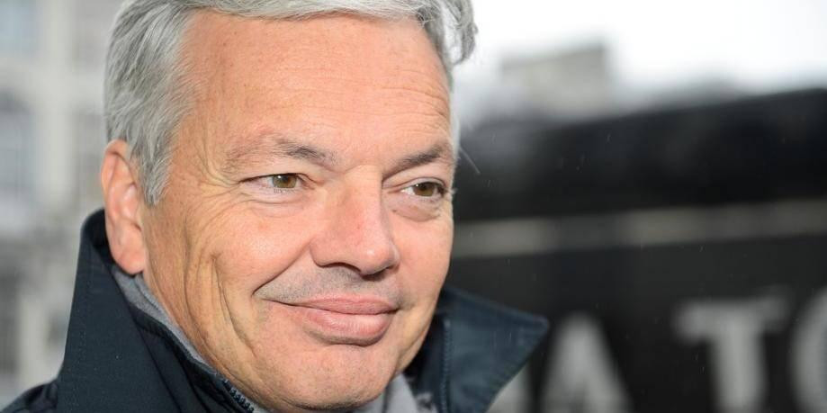 "Reynders: ""Milquet et Onkelinx feraient bien de venir une fois en Flandre"""