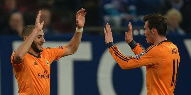 Le Real écrase Schalke 04, Chelsea ramène un nul de Galatasaray - La Libre