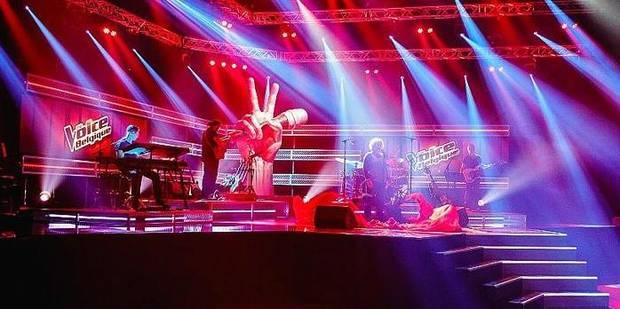 """A mi-parcours, """"The Voice Belgique"""" reste stable - La Libre"""