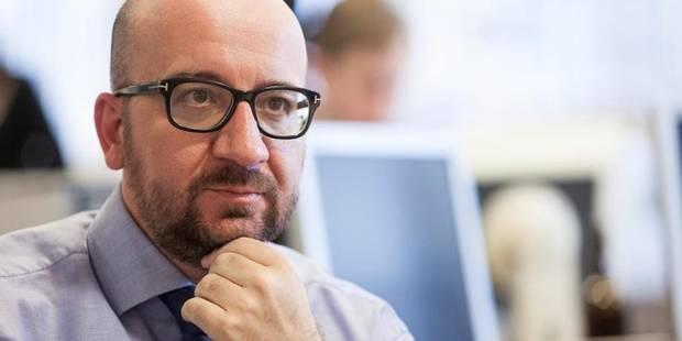 """Charles Michel: """"Il faut les mêmes majorités aux Régions et au fédéral"""" - La Libre"""