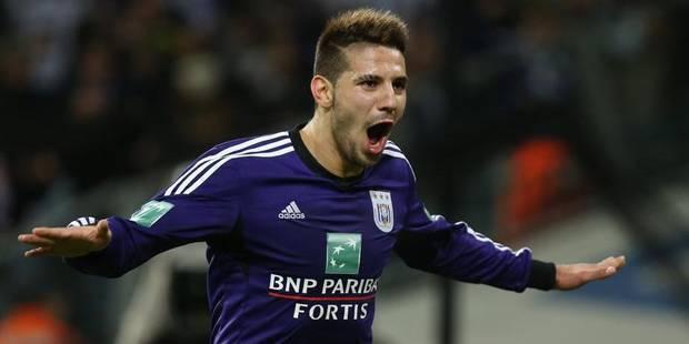 Anderlecht relève la tête contre Genk (2-0) - La Libre