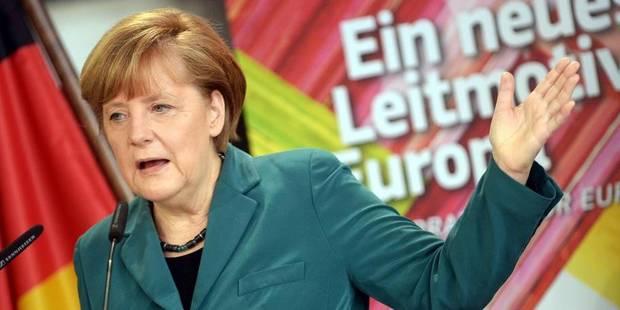 """Merkel: """"Poutine a perdu tout contact avec la réalité"""" - La Libre"""