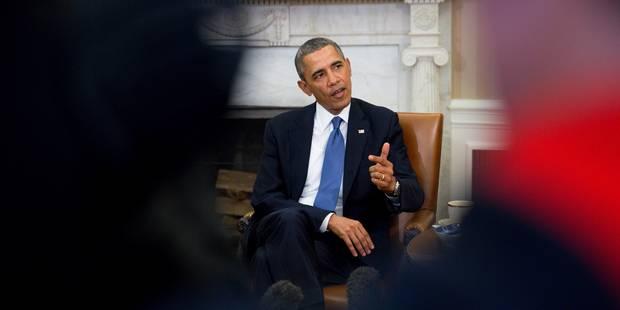 Ukraine: une première sanction américaine contre Moscou - La Libre