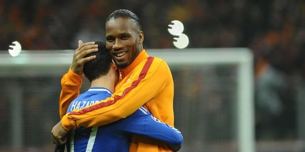 "Drogba: ""La progression de Lukaku est meilleure que la mienne"" - La Libre"