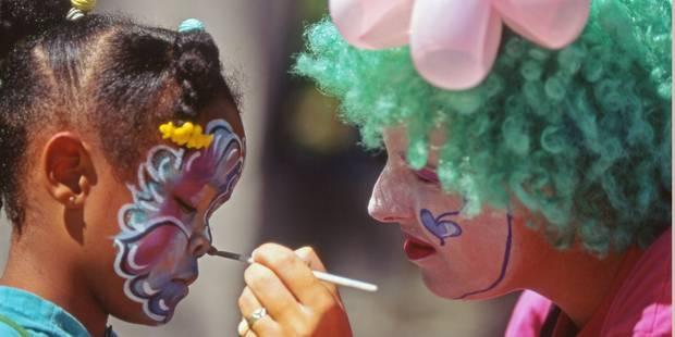 Toxique le maquillage pour enfants ? - La Libre