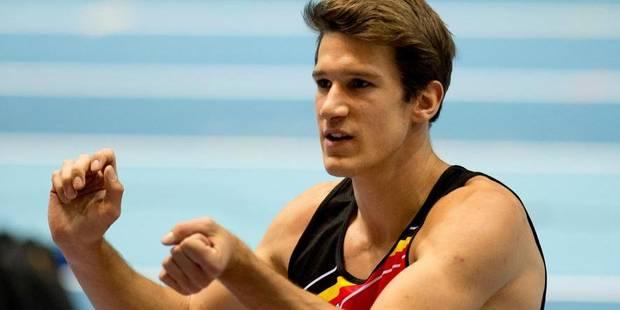 van der Plaetsen décroche le bronze à l'heptathlon aux Mondiaux - La Libre