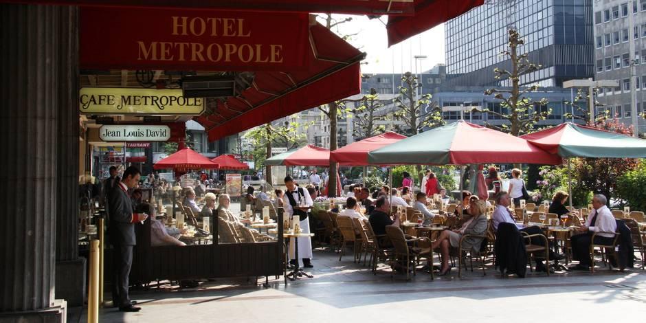 7 terrasses incontournables de Bruxelles