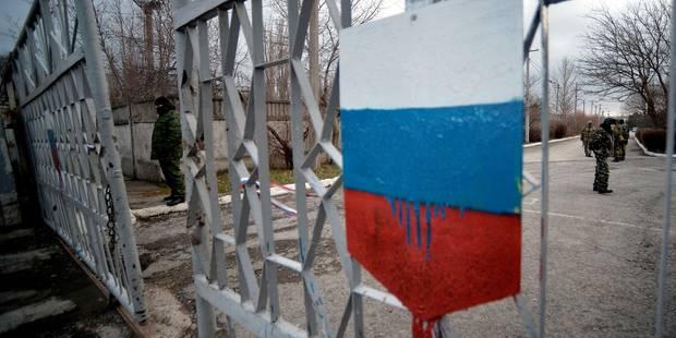 Ukraine: Moscou va faire des contre-propositions aux Occidentaux - La Libre
