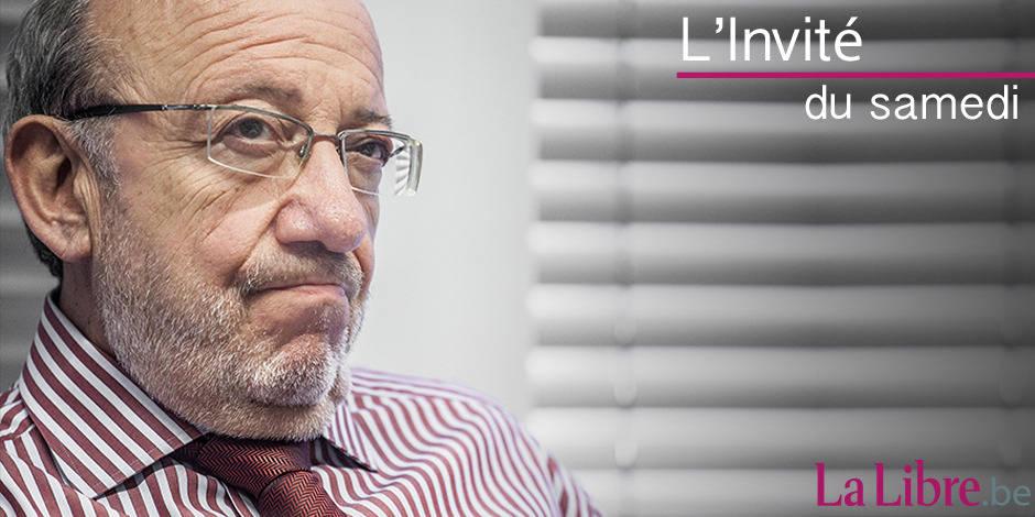 """Louis Michel : """"A la droite du MR ? Populistes, racistes, râleurs, sans vision..."""""""