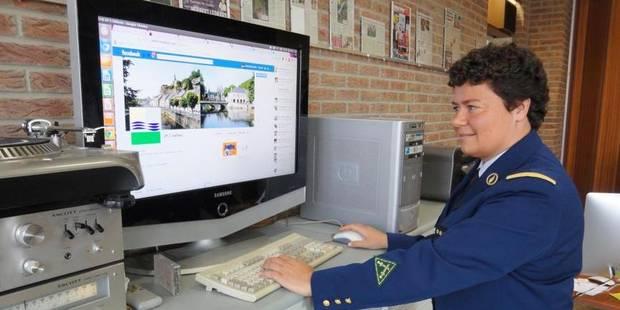 La zone de police des 3 vallées sur les réseaux sociaux - La Libre