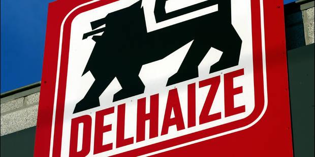 Le titre Delhaize prend une claque en bourse - La Libre