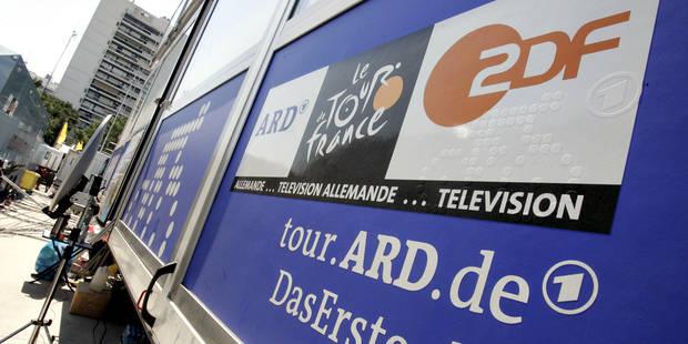 ZDF et ARD à nouveau visibles en Belgique - La Libre
