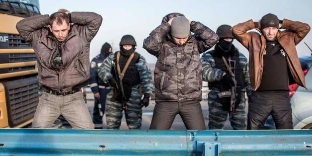 Le choix impossible de la Crimée - La Libre