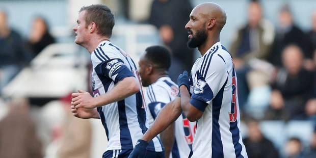 Anelka résilie son contrat avec West Bromwich Albion - La Libre