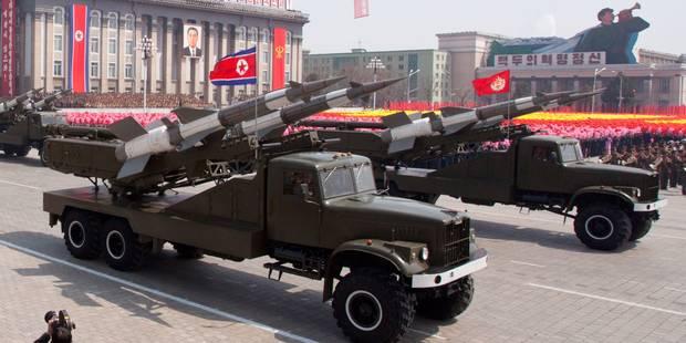 La Corée du Nord tire des missiles en mer - La Libre
