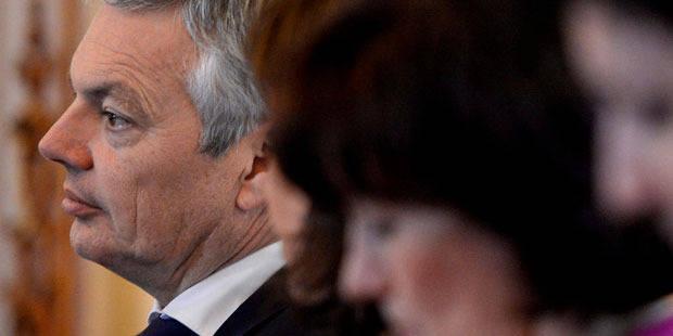 """Reynders, """"l'homme de la désunion"""""""
