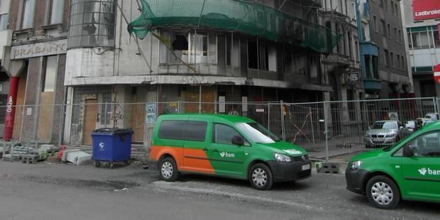 De Heug : bâtiment classé en péril - La Libre