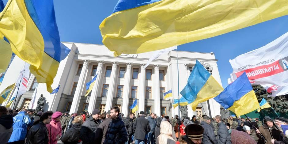 L'Ukraine va se battre pour la libération de la Crimée