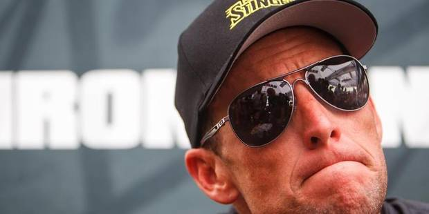 Armstrong explique ses mensonges - La Libre