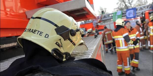 Les pompiers de Bruxelles dénoncent leurs conditions de travail - La Libre