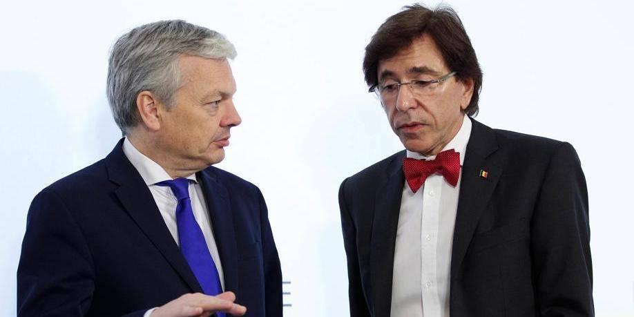 """Le MR satisfait de voir E. Di Rupo """"accepter enfin le débat contradictoire"""""""