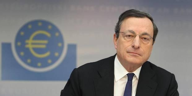 """Inflation: la BCE """"prête à prendre des mesures supplémentaires"""" - La Libre"""