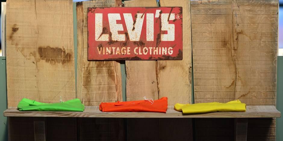 Levi's supprime 5% de ses effectifs dans le monde