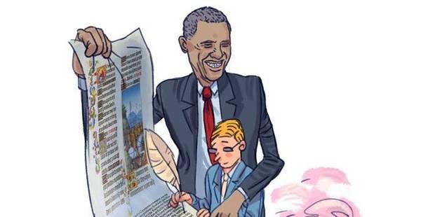 Camarade Barack ! - La Libre