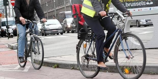Le concept de rue cyclable a convaincu et sera étendu - La Libre