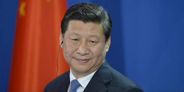 Xi Jinping met Bruxelles sens dessus dessous - La Libre