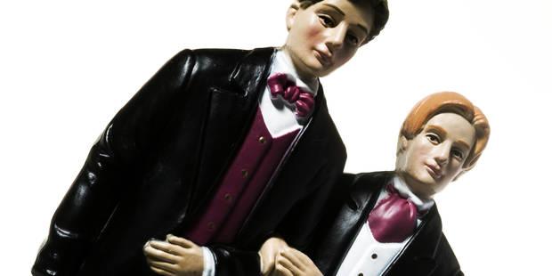 Le mariage homosexuel désormais légal en Angleterre et au Pays de Galles - La Libre