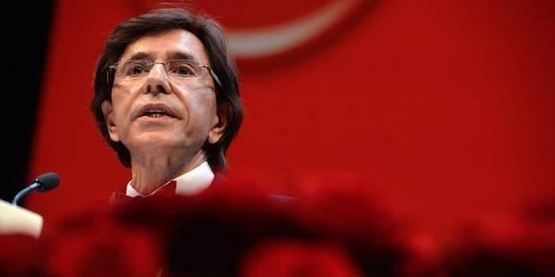 Di Rupo met en garde contre le danger venant de droite et l'inutilité de l'extrême gauche - La Libre