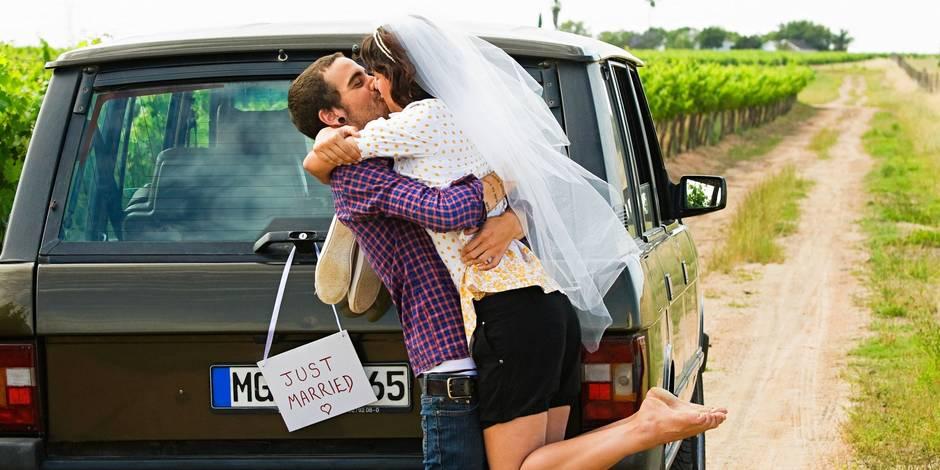 Le mariage, c'est (vraiment) bon pour le coeur