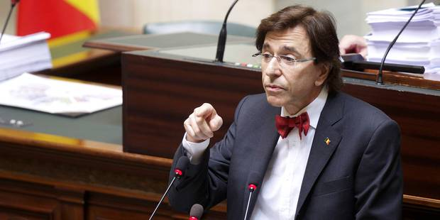 Dernier contrôle budgétaire pour le gouvernement Di Rupo - La Libre
