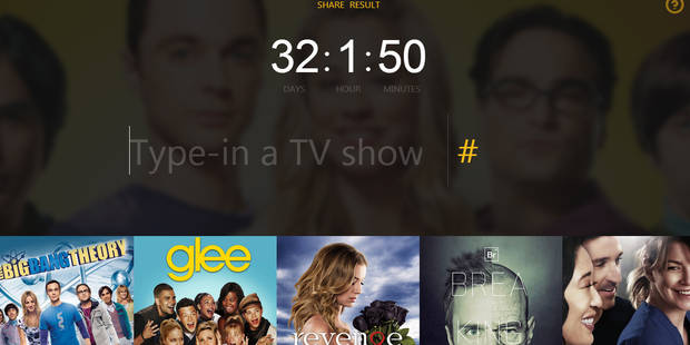 Combien de temps avez-vous perdu devant vos séries télé? - La Libre