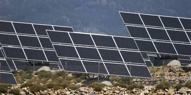Cette très chère énergie verte - La Libre
