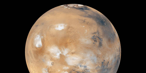 Mars se rapproche de la Terre - La Libre