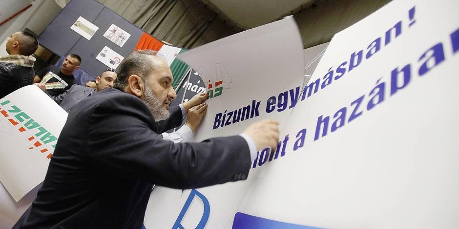 Hongrie: Les Roms veulent faire entendre leur voix - La Libre