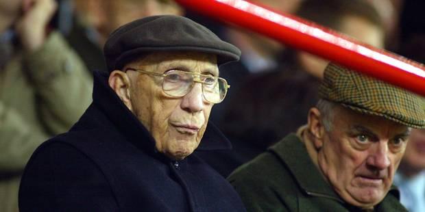 Jean Wauters, ancien président du Standard, est décédé - La Libre