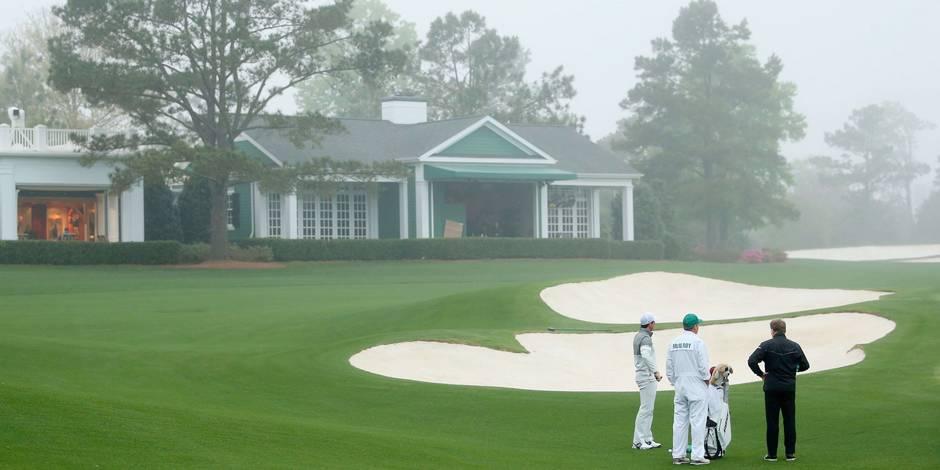 Masters d'Augusta: un tournoi pas comme les autres - La Libre