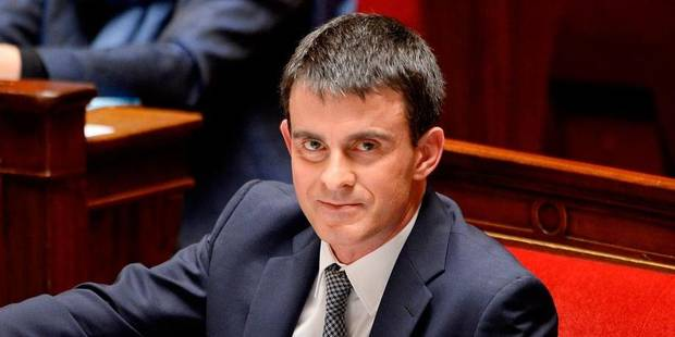 Manuel Valls obtient la confiance des députés - La Libre